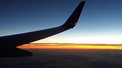 B737-800/Norwegian (...Ola_S...) Tags: b737800 norwegian boeing wing sunset solnedgang samsunggalaxynote3