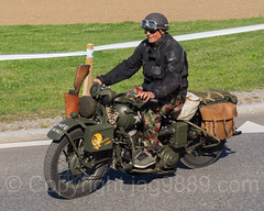 Classic Military Motorbike (jag9889) Tags: motorbike jag9889 birmenstorf cantonaargau switzerland vehicle outdoor 2016 europe 20160813 convoytoremember2016 ag aargau bike ch car convoytoremember event exhibition helvetia kantonaargau military militr motorcycle oldtimer schweiz show suisse suiza suizra svizzera swiss