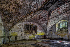 Chteau d'Uzs - HDR (gilles_t75) Tags: d7200 france gillest hdr nikkor1024mmf3545 nikon bracketing exposurefusion highdynamicrange photohdr photomatix tonemapping urbex chteauabandonn uzs explorationurbaine