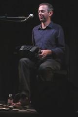 Leveret (2016) 04 - Rob Harbron (KM's Live Music shots) Tags: folkmusic greatbritain englishfolk leveret robharbron wheatstoneconcertina englishconcertina concertina folkatkingsplace kingsplace