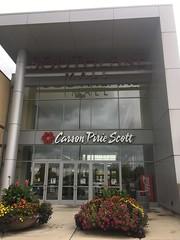 southlake mall september 2016 (timp37) Tags: sign store southlake mall indiana merrillville september 2016 carson pirie scott