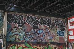 Snarf, Ript, Spar, Chef (NJphotograffer) Tags: graffiti graff new jersey nj shortys diy skatepark snarf 2wcrew 2w crew ript hsc ckd spar chef