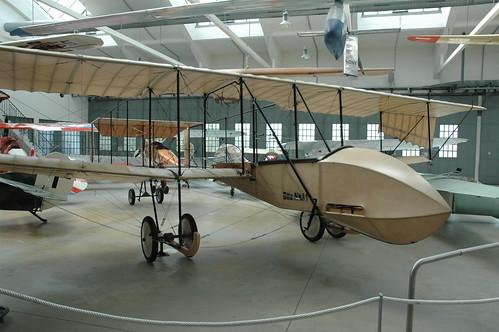 Otto Biplane  at the Deutsches Museum Flugwerft Schleißheim