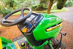 ready! (grahamrobb888) Tags: nikond800 sigma20mmf18 birnam tighnabeithe perthshire scotland autumn mower green garden