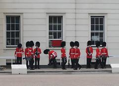 Img554927nx2 (veryamateurish) Tags: unitedkingdom british military army london wellingtonbarracks changingoftheguard publicduties ceremonial guardmounting newguard footguards householddivision grenadierguards