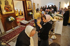 43. Church service in Svyatogorsk / Богослужение в храме г.Святогорска 09.10.2016