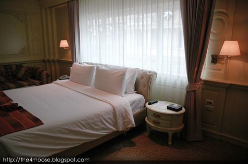 Kingston Suites - Deluxe Room
