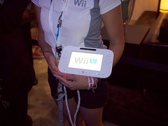 Wii U controller!!!