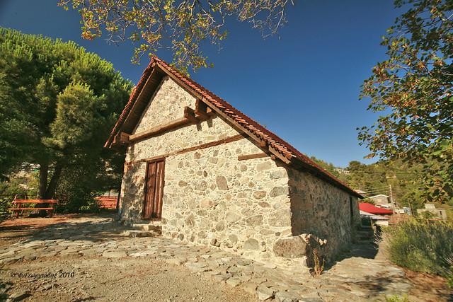 Ναός Αγίου Θεοδώρου, Λεμίθου