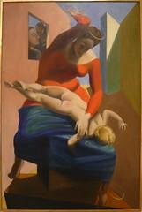 max ernst (1891-1976) (canecrabe) Tags: marie museum painting muse peinture enfant spanking witness maxernst correction jsus vierge ludwigmuseum surralisme aurole fesse tmoin donnerunecorrection