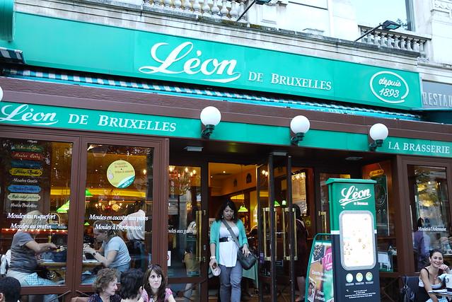 淡菜 Leon