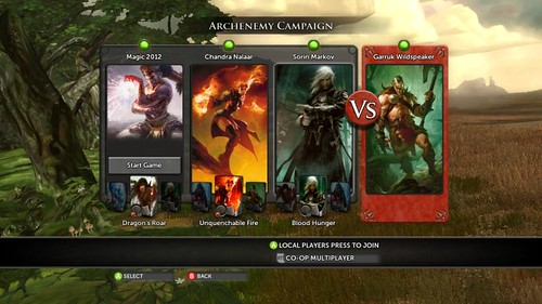 Magic: The Gathering 2012 (XBLA, PSN, Steam)