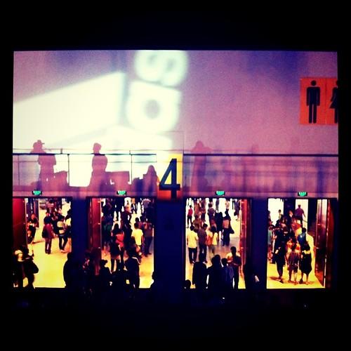 4啊!順利演出完成 再會﹣阿迪達思@北京 #purple_22 #purple_22WORK