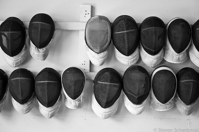Fencing Helmets