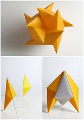 Origami-création - Didier Boursin - Papier calque