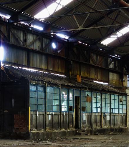 Firth Vickers Steel Plant, Sheffield