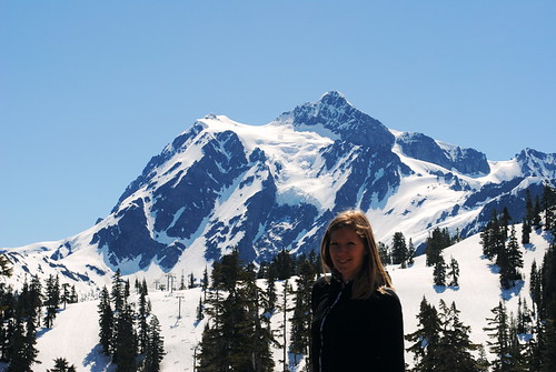 Me and Mt. Baker