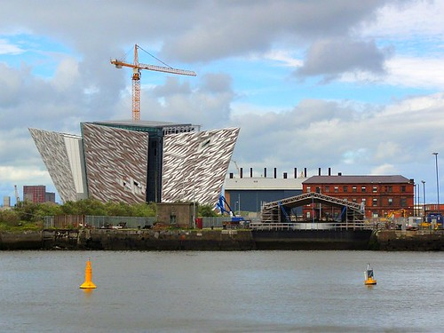 Belfast's Titanic Quarter Buildings