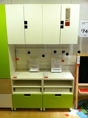 IKEA's new STUVA series combo (sweetietooth) Tags: ikea furniture cities minneapolis twin childrens series 2011 stuva