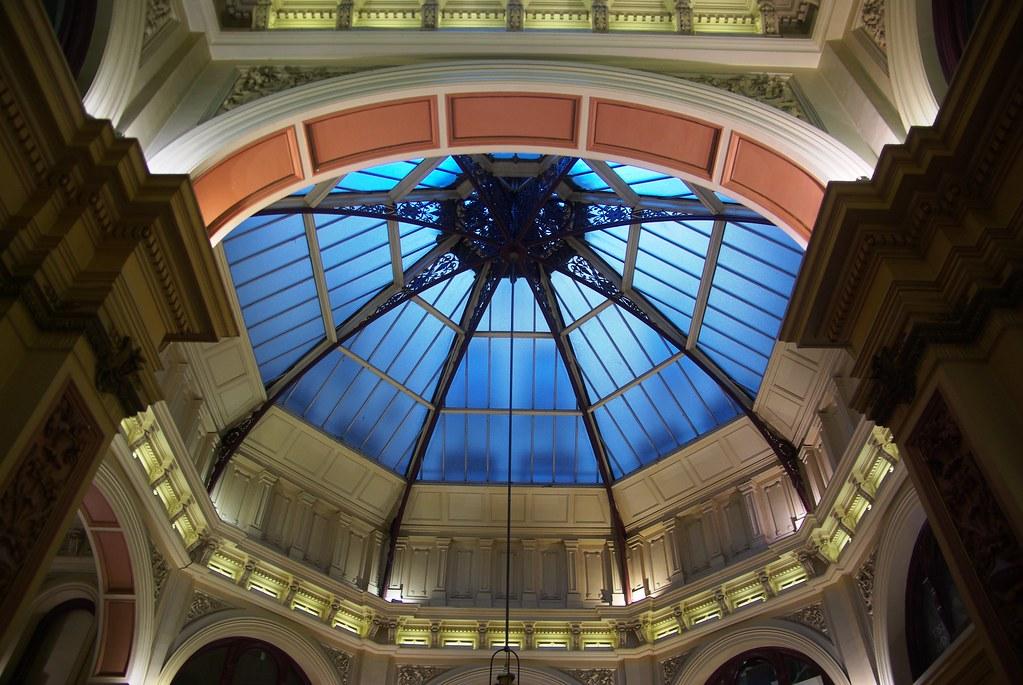 Block Arcade dome 5039