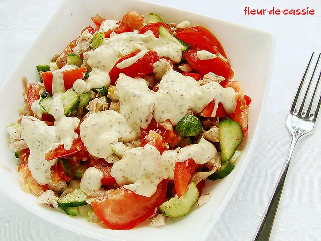 салат из курицы с сельдереем 1