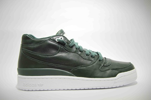 Adidas Forum MID DB Green_01
