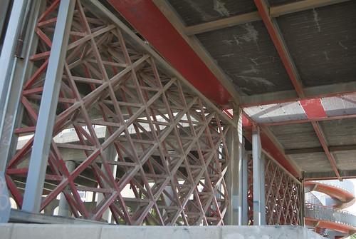 El puente rojo