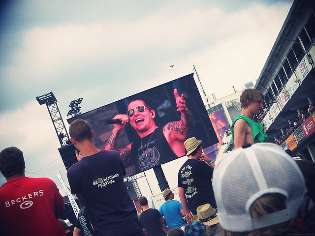 Rock am Ring 2011 - A7X / M. Shadows