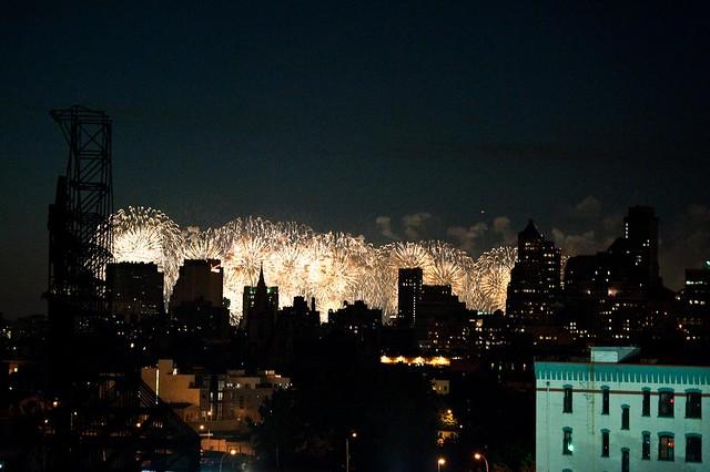 Macy's Fireworks 2011
