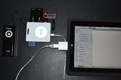 USB HUB iPad