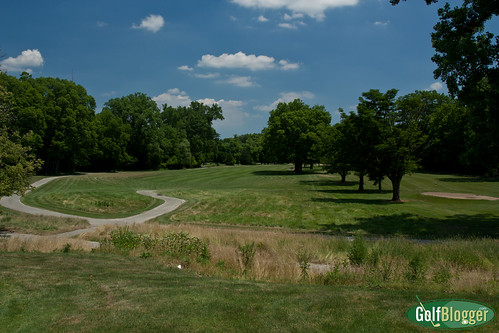 Rouge Golf Course 18th Hole