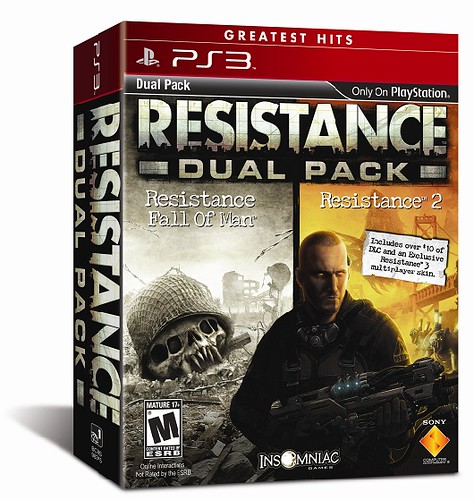 Resistance Dual Pack Now Available