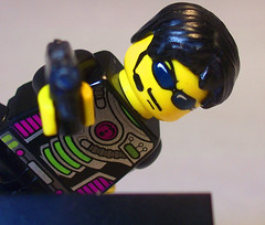 Swan Dive (CrazyBrck) Tags: lego custom minifigure brickarms crazybrick freddiew
