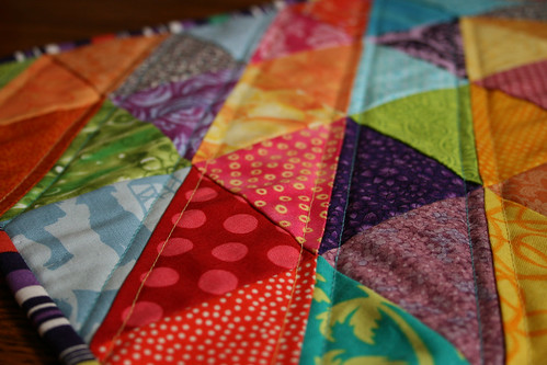 Warm/Cool Finished- Quilting