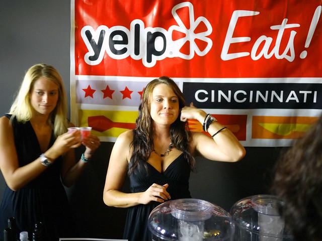 yelp eats