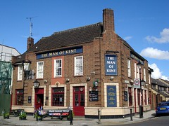 Picture of Man Of Kent, SE15 3QF