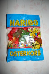 Haribo Osterkorb (Like_the_Grand_Canyon) Tags: easter candy wine sweet ostern gummy weingummi