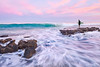 The Jump Off (Luke Austin) Tags: longexposure morning sunrise surfer wave surfing perth northbeach westernaustralia lukeaustin