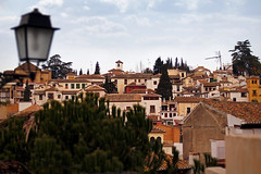 View over Granada, Spain (Simon Christiaanse) Tags: city espaa landscape andaluca spain europe granada simonchristiaanse