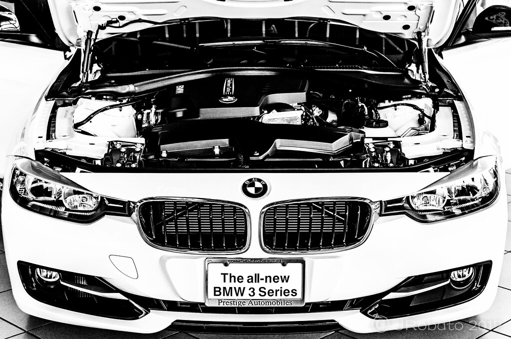 the world s most recently posted photos of f30 and n20 flickr hive BMW F30 Black bmw f30 hood up azmo tags cars monochrome blackwhite nikon sigma f30