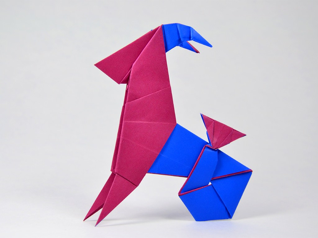 an introduction to origami the japanese art of paperfolding Origami from wikipedia, the free encyclopedia origami (折り紙, from ori meaning folding, and kami meaning paper (kami changes to gami due to rendaku)) is the art of paper folding, which is.