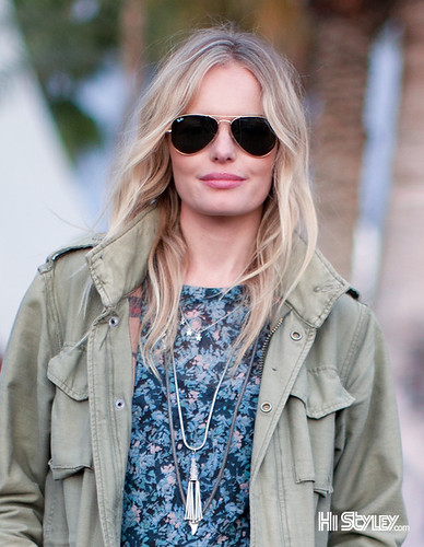 HiStyley | Kate Bosworth - Coachella Street style #436