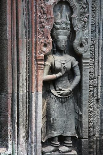 Devata-Smiling Cambodia