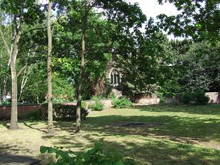 Lenton Priory - Church of St Anthony - 2011