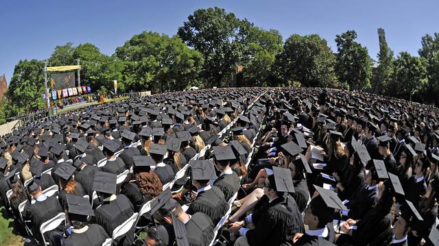 Vanderbilt Commencement 2012