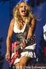 Miranda Lambert @ WYCD Downtown Hoedown 2012, Comerica Park, Detroit, MI - 06-10-12