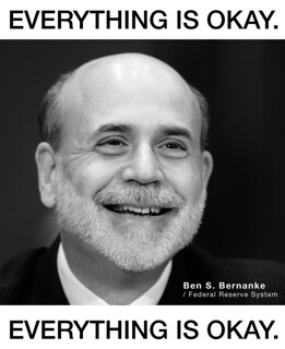 From http://www.flickr.com/photos/24881515@N08/7400705612/: Liar Ben Bernanke