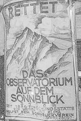 das Observatorium auf dem Sonnblick (bergfroosch) Tags: rauris sonnblick kolmsaigurn wetterwarte sonnblickobservatorium