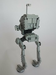 AT-ST (Imperial Scout Walker) (RexExLiberi) Tags: starwars lego walker empire imperial legostarwars atst scoutwalker