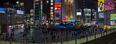 Tokyo 4046 (tokyoform) Tags: 新橋駅 station plaza 6d asia bladerunner calle 新橋 chrisjongkind cidade città city crowd dark giappone japan japanese japon japão japón jepang jongkind megalopolis metropolis neon night people rue shimbashi stadt strase street tokio tokyo tokyoform tóquio tōkyōto ville токио япония 日本 東京 도쿄 advertising ads busy signs